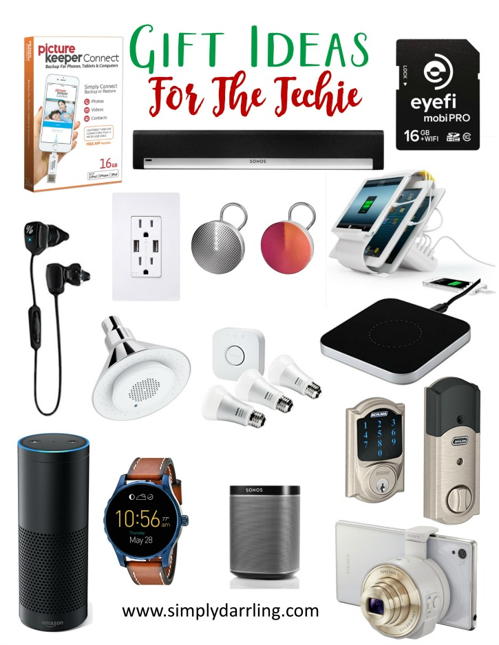 Super Holiday Gift Guide - Ideas for the Techie