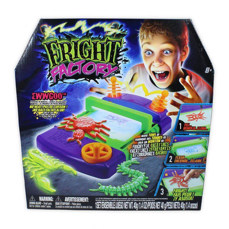 Fright Factory Creepy Crawly Kit