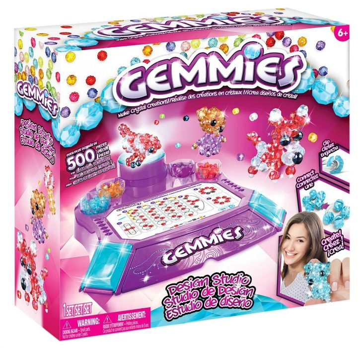 Gemmies - Create your own crystal collectibles