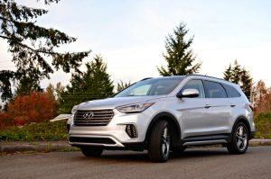 Thoughts on the Hyundai Santa Fe