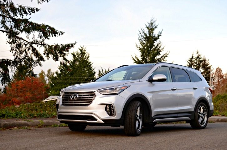 Thoughts on the Hyundai Santa Fe