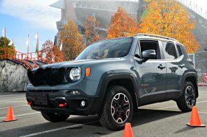 Jeep TrailHawk Ride Along