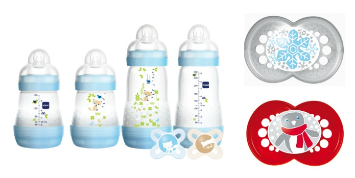 MAM Baby Holiday Gift Set