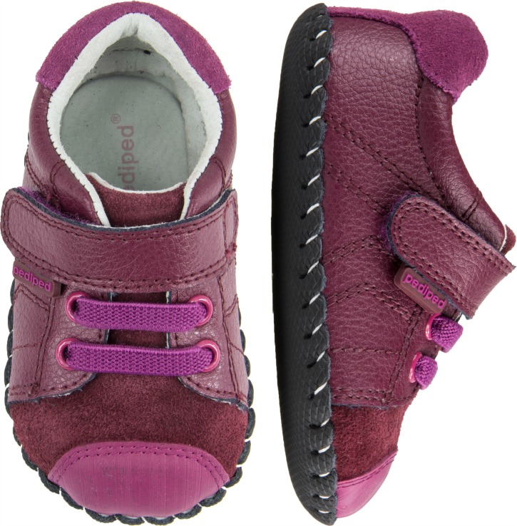 PediPed Leather Soled Shoes