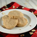 Delicious Almond Snickerdoodle Cookies