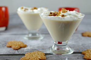Gingerbread Martini - A Christmas Cocktail Recipe