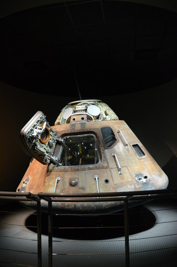 NASA Kennedy Space Center - Apollo & Saturn V Center