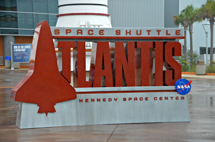 NASA Kennedy Space Center - Atlantis Orbiter