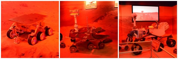 NASA Kennedy Space Center - Mars Rovers