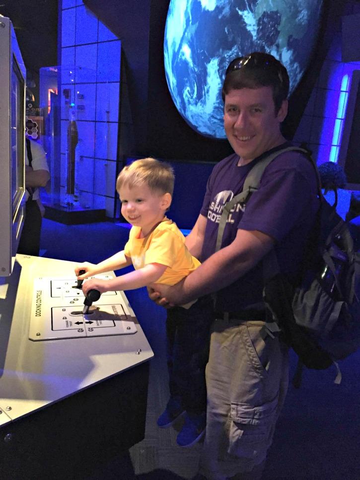 NASA Kennedy Space Center - Mars Exhibit