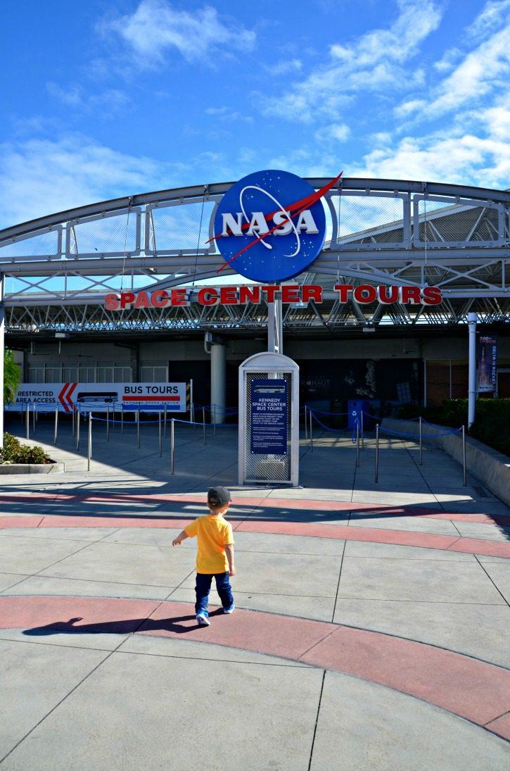 NASA Kennedy Space Center Tour