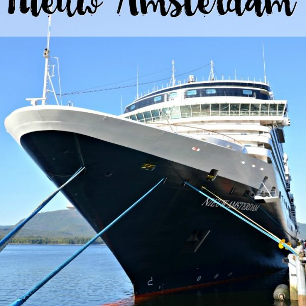 Alaska Inside Passage Cruise – Holland America Nieuw Amsterdam