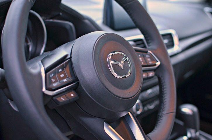 2017 Mazda3 Grand Touring