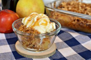 Washington Apple Crisp Recipe