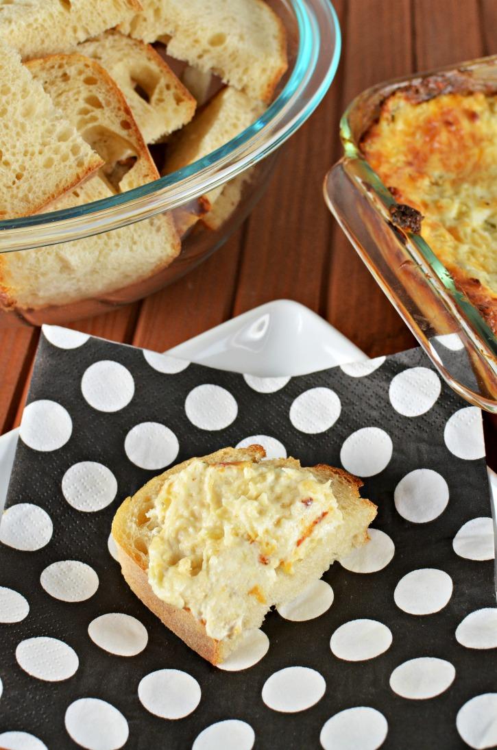 artichoke cheese dip