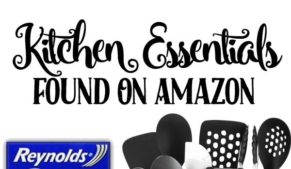 Kitchen Essentials Found On Amazon