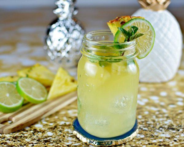 Pineapple Mojito – A Cocktail Recipe