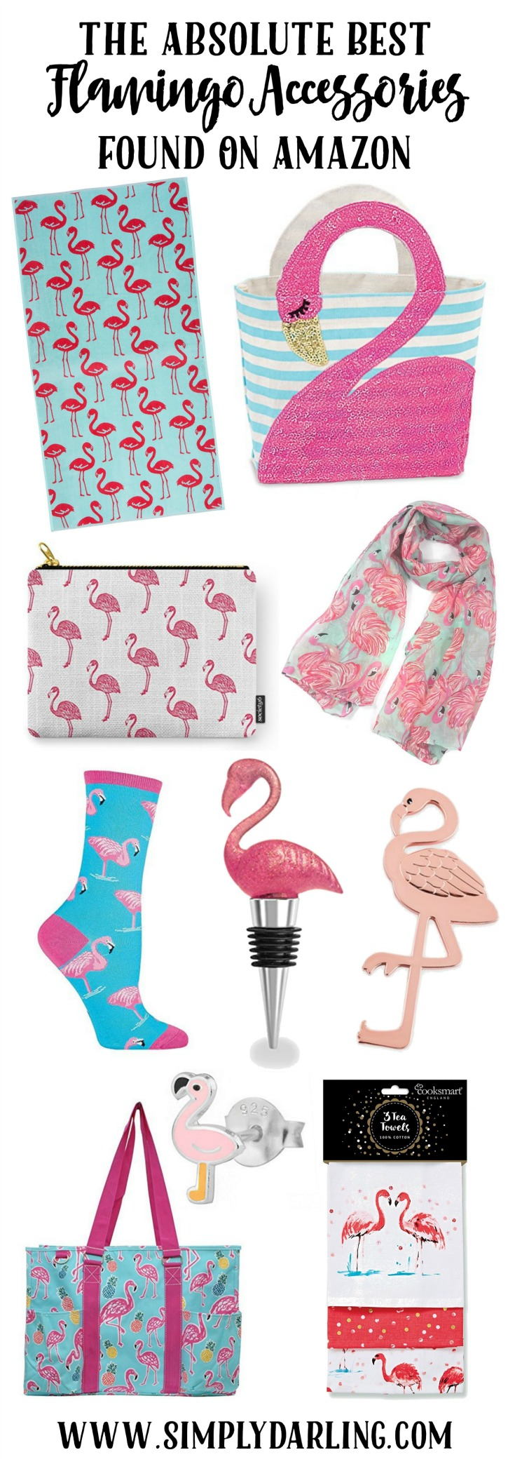 Absolute best flamingo accessories on amazon
