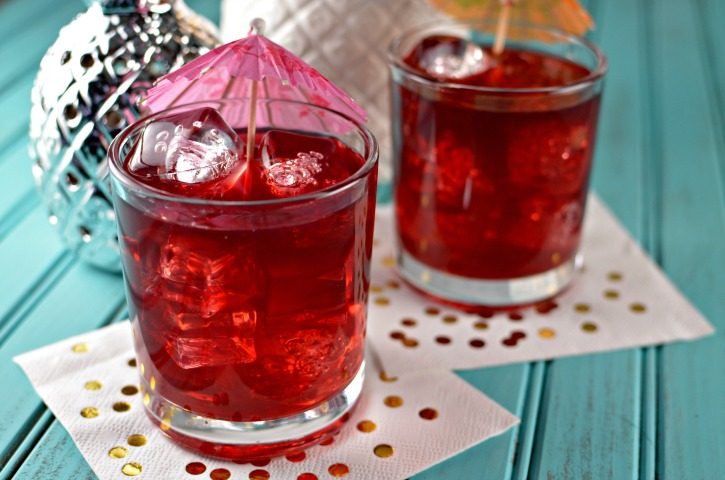 Spiked Passion Tea Lemonade – A Cocktail Recipe