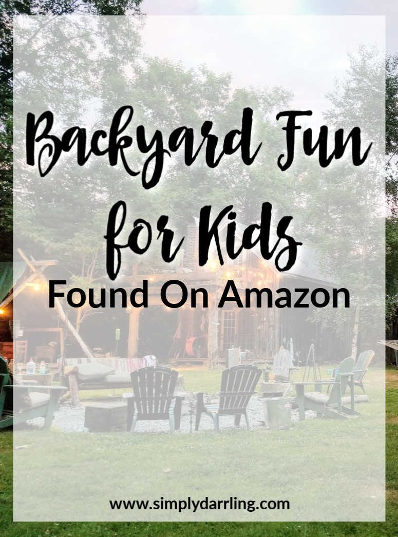 Backyard Fun for Kids