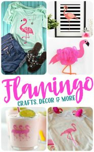All Things Flamingo - Crafts, Decor & More
