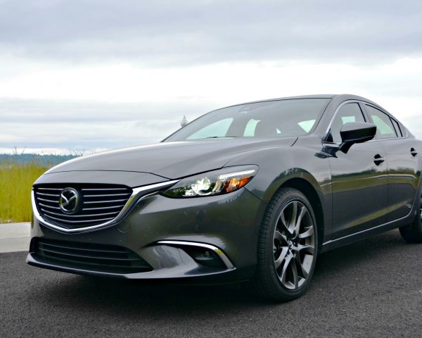 A Weekend In Portland With The Mazda6