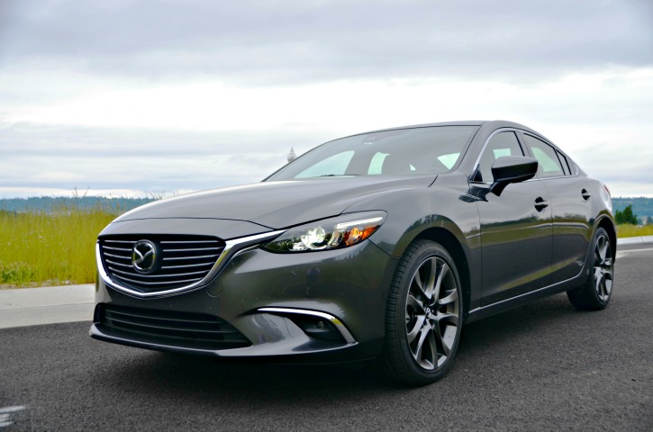 A Weekend in Portland with the 2017 Mazda6 Grand Touring