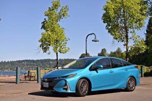 Taste of Tacoma & The Toyota Prius Prime