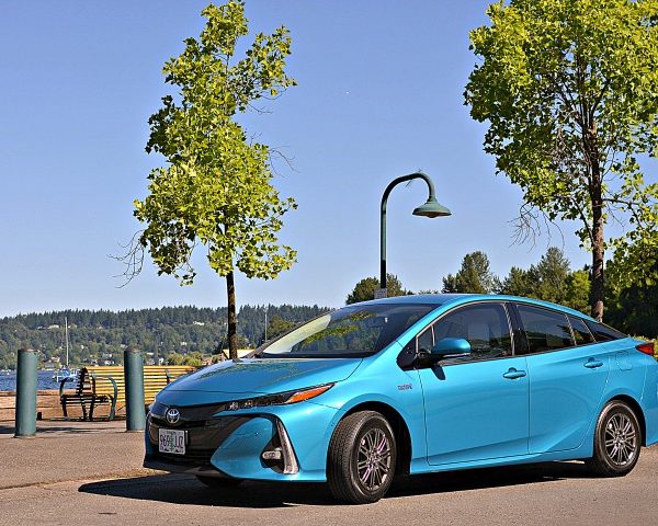 Taste of Tacoma & The Toyota Prius Prime