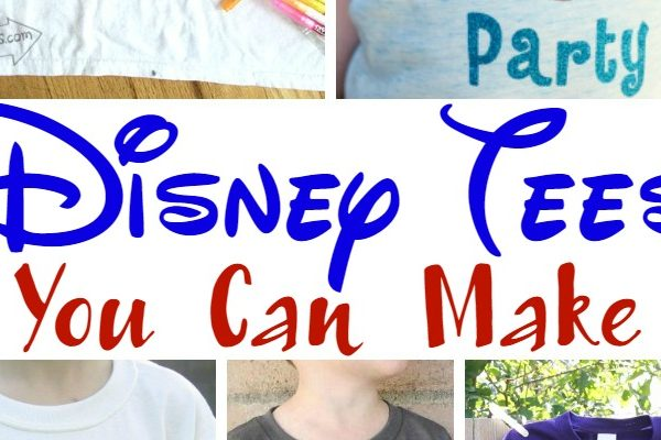 DIY Disneyland Family Shirts You Can Make For The Family