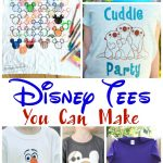 DIY Disney Tees You Can Make For The Family