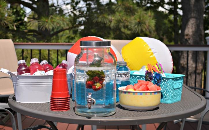 Summer Hydration Station