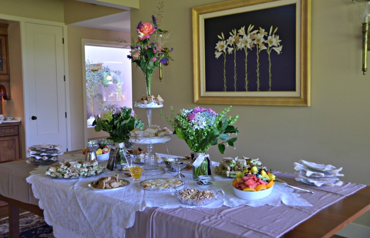 Garden Tea Party Bridal Shower Simply Darr Ling