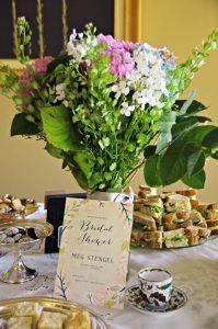 Garden Tea Party Bridal Shower Minted Invitation
