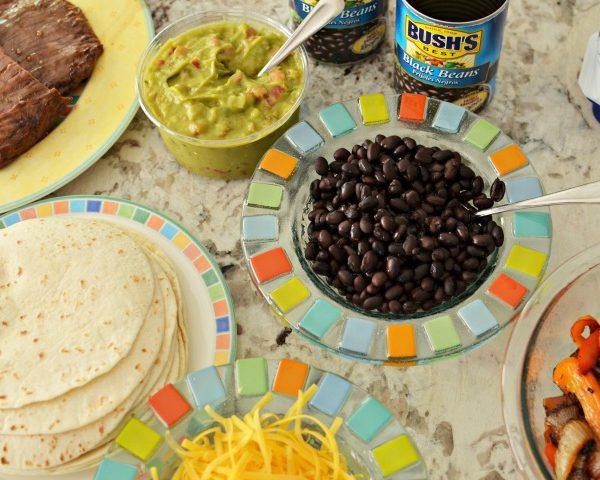 Summer Fajitas – An Easy Dinner Recipe