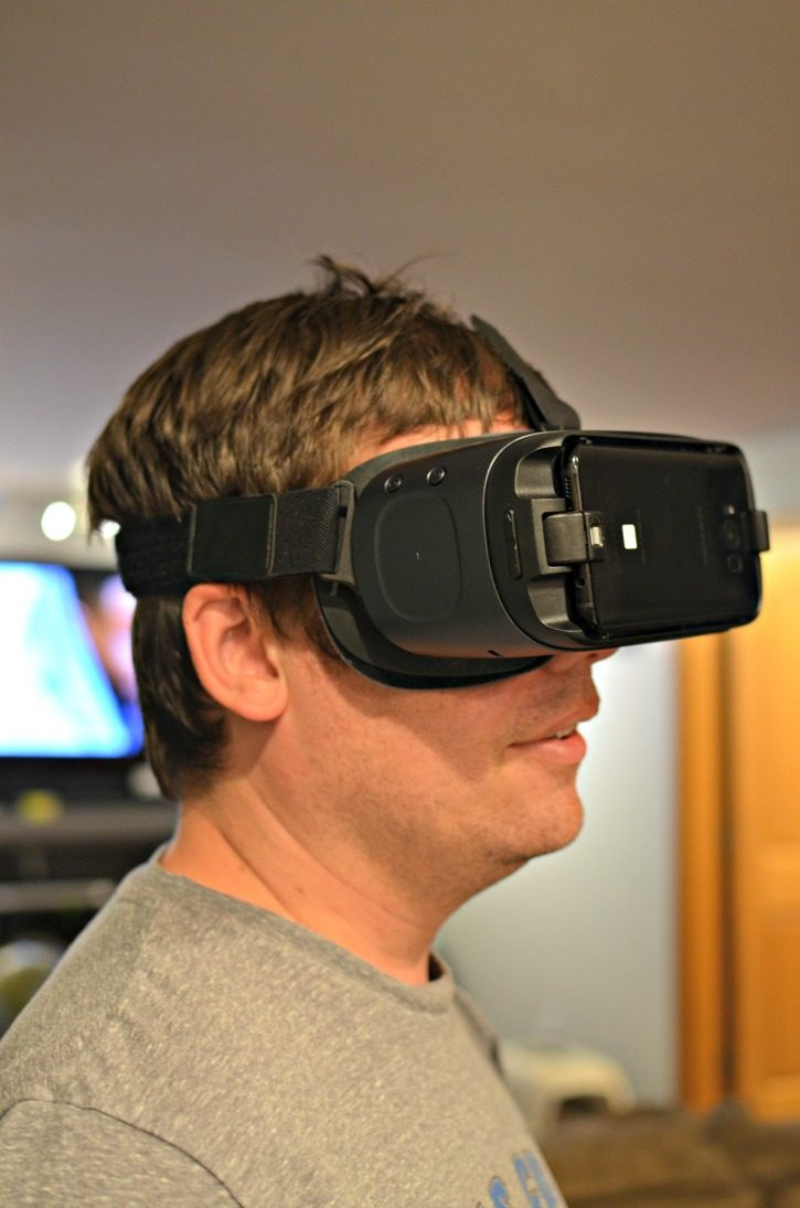 Experiencing the Intel True VR App