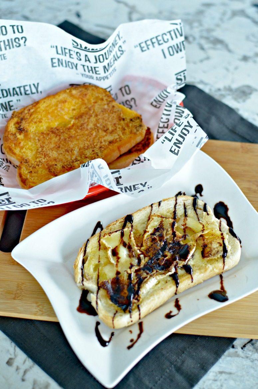 Sizzler Cheese Toast & Dessert
