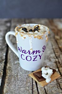 S'mores Hot Chocolate – A Delicious Fall Recipe