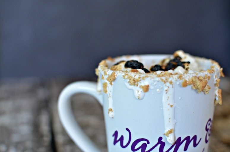 S'mores Hot Chocolate - Drink Recipe
