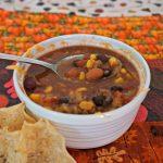 Delicious Beef Taco Soup