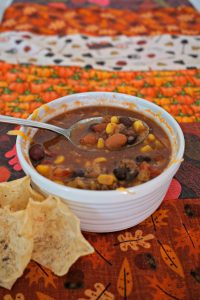 Bush's Best Beans - Beef Taco Soup