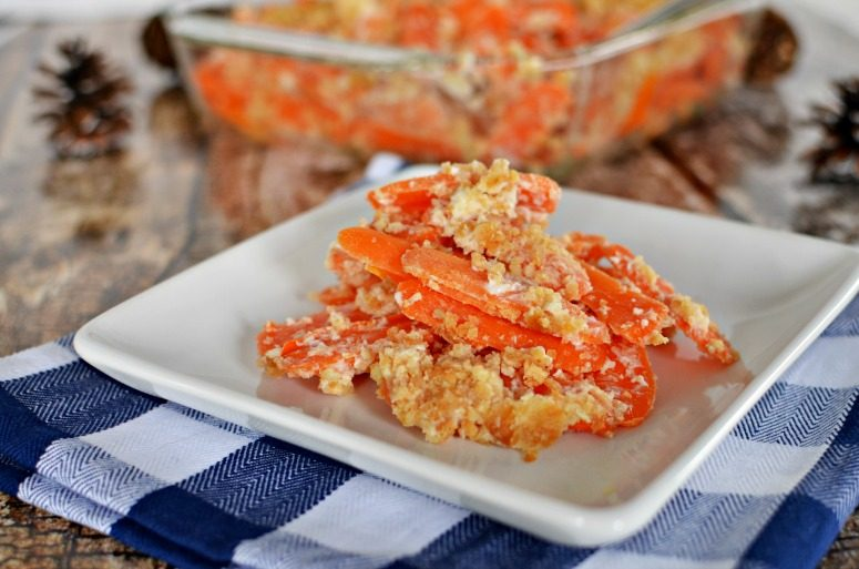 Company Carrots - An Easy Holiday Recipe
