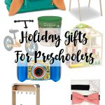 Gift Ideas for Preschoolers