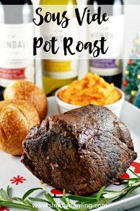 Sous Vide Pot Roast