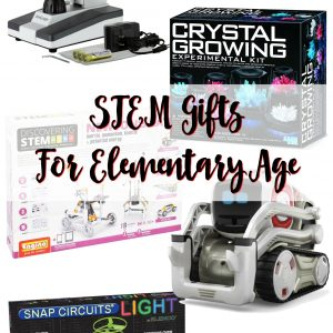 STEM Gifts for Elementary Aged Kids