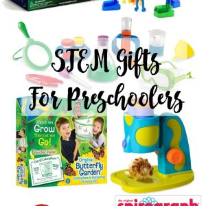 STEM Gifts for Preschoolers