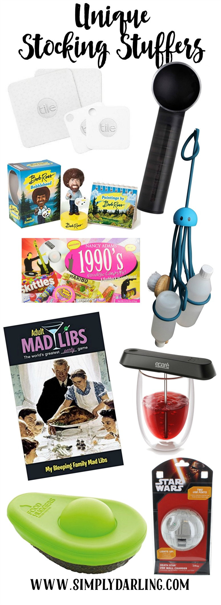 Unique stocking stuffers for adults simply darr ling Unique stocking stuffers adults