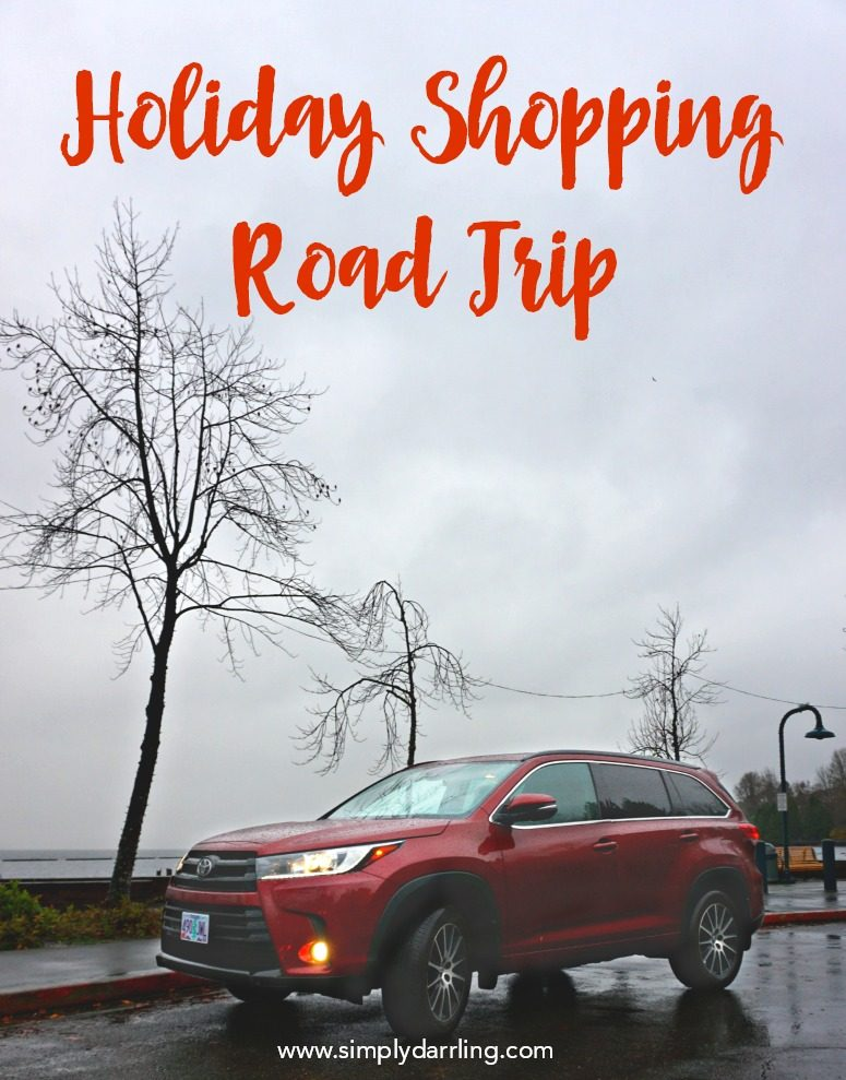 Holiday Shopping Road Trip