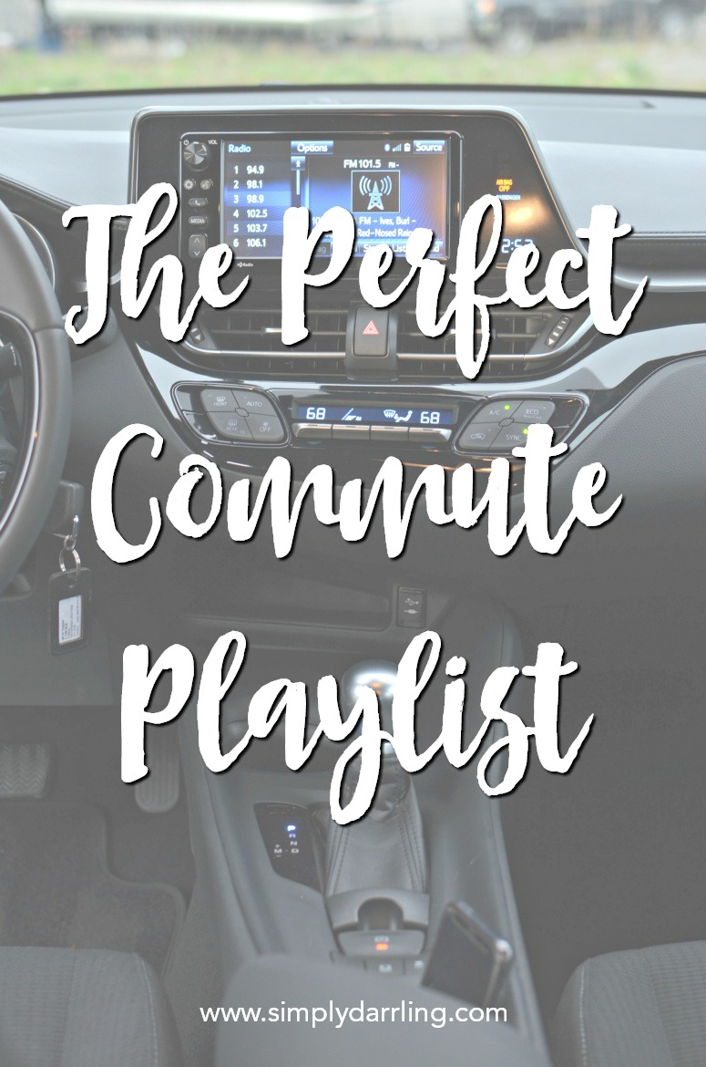 Perfect Commute Playlist - 2018 Toyota CH-R