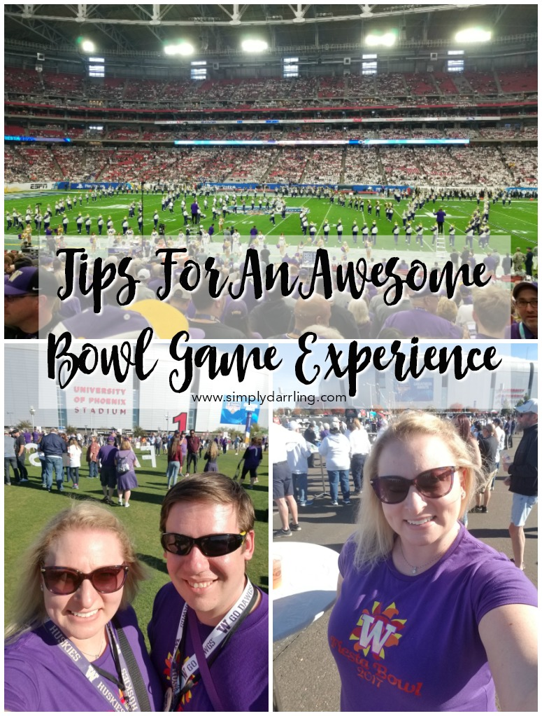 Tips For An Awesome Bowl Game Experience